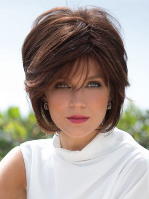 Bob Straight Synthetic Capless Wigs