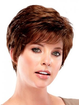 Good Looking Layered Pixie Synthetic Wig