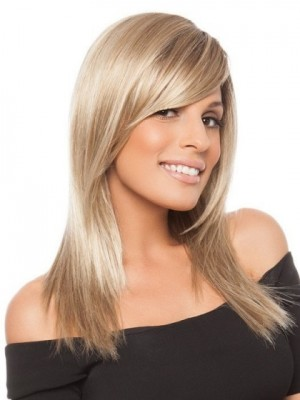 Gorgeous Capless Straight Synthetic Wig