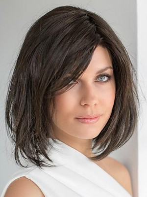 Flattering Straight Lace Front Synthetic Wig