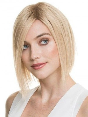 Elaborately Straight Lace Front Synthetic Wig