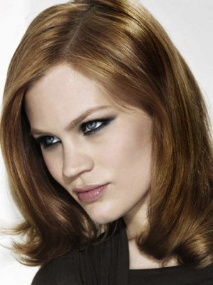 Charming Lace Front Synthetic Wig
