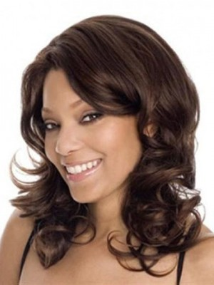 Beautiful Long Wavy Synthetic Wig