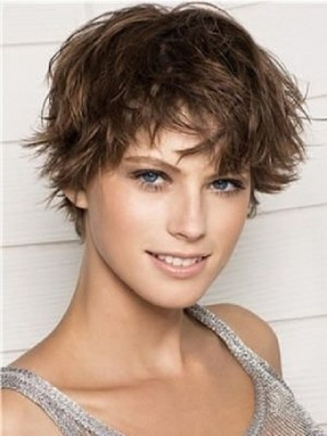 2018 New Style Chic Short Synthetic Wig