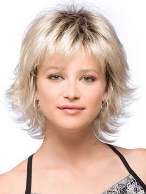 Marvelous Polished Synthetic Wig