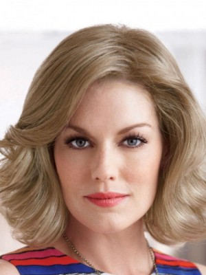Wonderful lace-front Styling Synthetic Wig