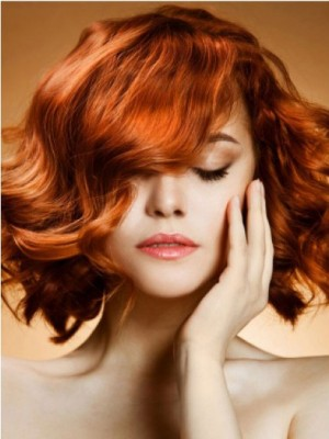Most Popular Smart Capless Wavy New Synthetic Wig