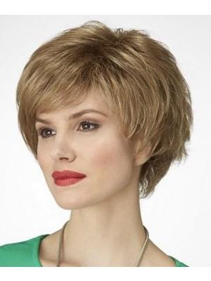 Marvelous Soft Stylish Wavy Women Synthetic Wig