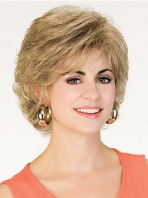 Wavy Charning Lace Front Synthetic Wig