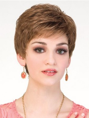 Stylish Lace Front Synthetic Wig