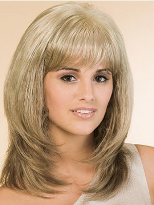 Straight Simple Long Synthetic Wig