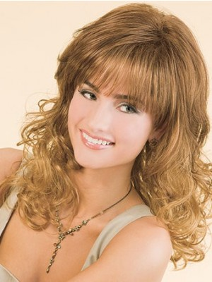 Long Wavy Lovely Capless Synthetic Wig
