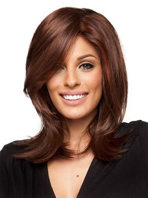 Fantastic Mono Top Lace Front Synthetic Wig
