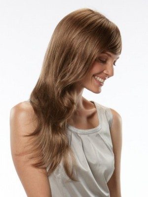 Fabulous Straight Long Capless Synthetic Wig