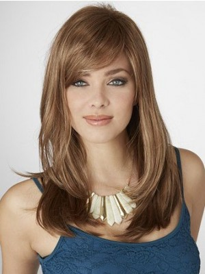 Good Looking Straight Synthetic Lace Front Wig
