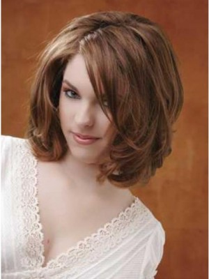 Wavy Lace Front Charming Synthetic Wig