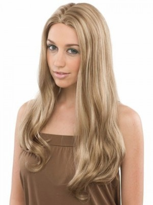 Graceful Synthetic Lace Front Wavy Wig