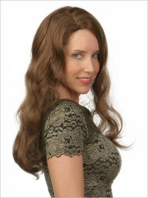 Glamorous Long Wavy Lace Front Wig