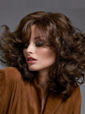 Romantic Capless Wavy Synthetic Wig