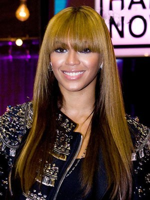 Admirable Long Length Straight Capless Synthetic Wig