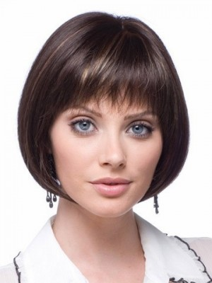 Marvelous Erin Short Bob Synthetic Wig