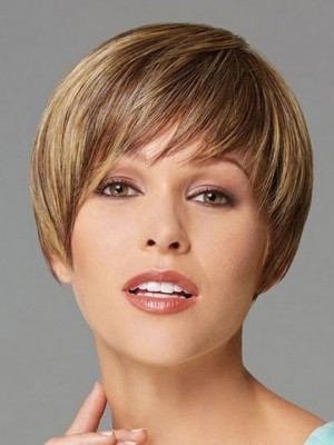 Prodigious Polished Capless Synthetic Wig