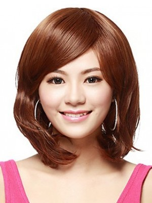 Magnificent High Quality Synthetic Short Wig