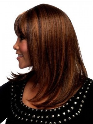 Nice Capless Straight Synthetic Wig
