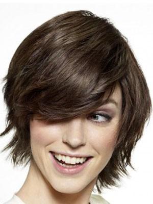 Prodigious Synthetic Straight Capless Wig