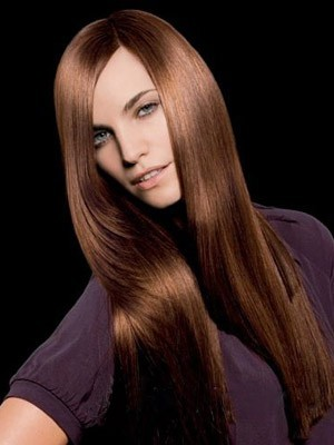 Chic Synthetic Straight Lace Front Wig