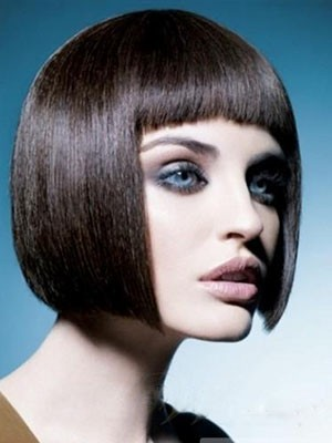 Graceful Synthetic Straight Capless Wig