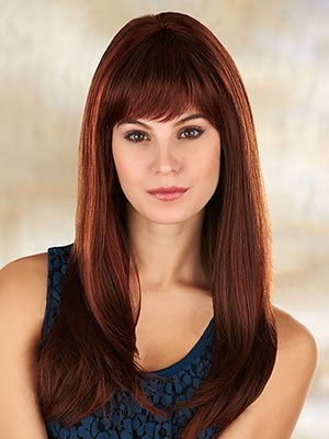 Gorgeous Synthetic Straight Capless Wig