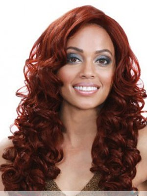 Stylish Synthetic Wavy Lace Front Wig