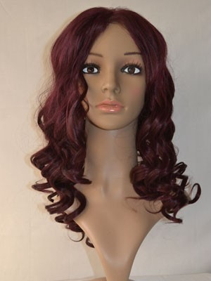 Pretty Wavy Synthetic Lace Front Wig