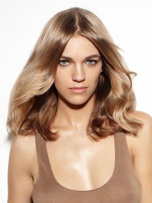 Pretty Synthetic Straight Lace Front Wig