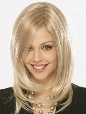 Stupendous Bieber Synthetic Wig