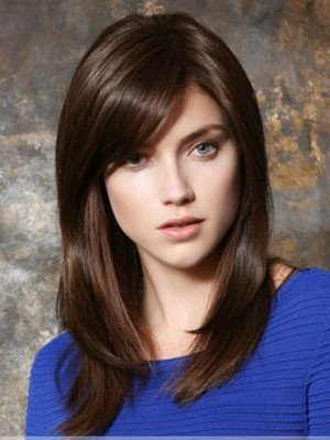 Stylish Synthetic Straight Capless Wig