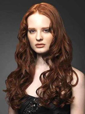 Charming Synthetic Wavy Lace Front Wig