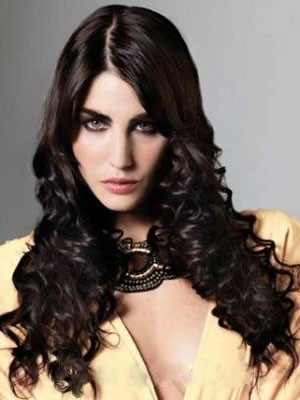 Chic Synthetic Wavy Lace Front Wig