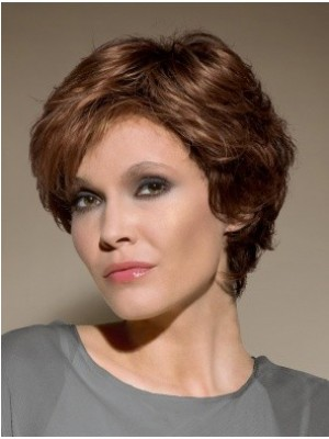 Fabulous Synthetic Wavy Lace Front Wig