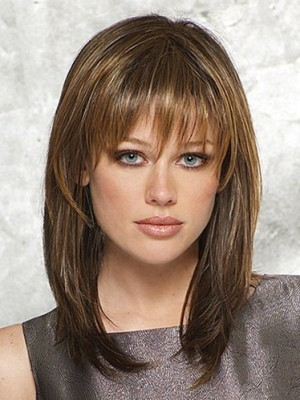 Wonderful Synthetic Straight Capless Wig