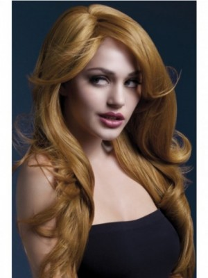 Pretty Synthetic Straight Capless Wig