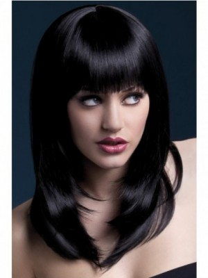 Chic Synthetic Straight Capless Wig