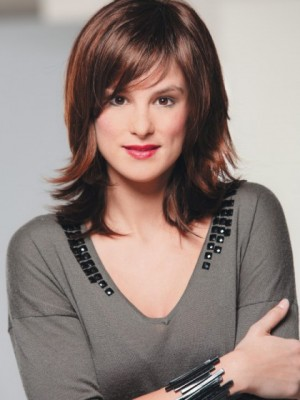 Popular Synthetic Straight Capless Wig