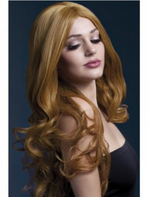 Fashionable Synthetic Wavy Lace Front Wig