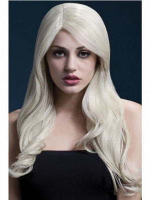 Good Looking Synthetic Wavy Capless Wig