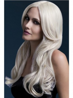 Cute Synthetic Wavy Lace Front Wig