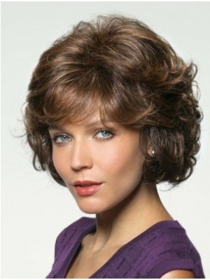 Brilliant Wavy Capless Synthetic Wig