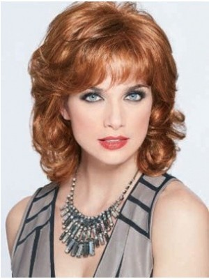 Gorgeous Wavy Capless Synthetic Wig