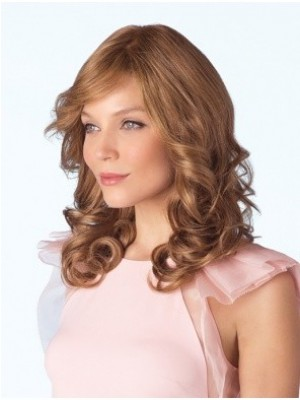 Prodigious Wavy Lace Front Synthetic Wig